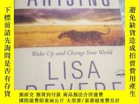 二手書博民逛書店Lioness罕見Arising: Wake Up and Ch