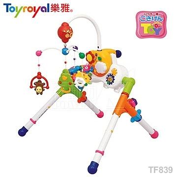 【南紡購物中心】日本《樂雅 Toyroyal》多功能音樂鈴【五用型】