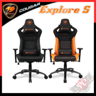 [ PCPARTY ] 送耳機 美洲獅 Cougar Explore S 賽車椅 電競椅 皮椅