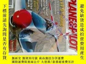 二手書博民逛書店PLANE罕見& PILOT MAGAZINE 飛機和飛行員雜誌