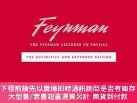 二手書博民逛書店The罕見Feynman Lectures On Physics Including Feynman s Tips