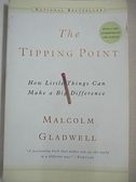 【書寶二手書T1/原文小說_C6T】The Tipping Point_Gladwell, Malcolm