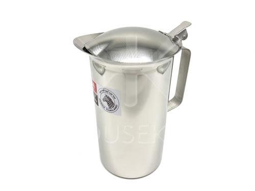 【好市吉居家生活】斑馬ZEBRA 115012 冷水壺 附蓋 1.9L 咖啡壺 冰水壺 開水壺