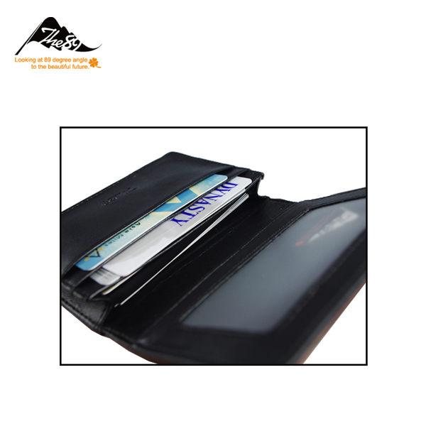 【THE89】 低調時尚952-3402 真皮名片夾、卡片夾