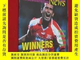 二手書博民逛書店FASIAN罕見OTHAII NEWS 1998年8月號Y199