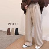 現貨◆PUFII-長褲 燈芯絨保暖長寬褲-1205 冬【CP17691】