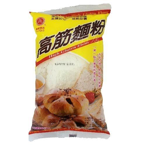 義峰 高筋麵粉 500公克