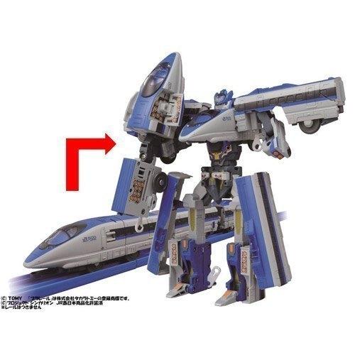 【震撼精品百貨】 TOMICA多美~PLARAIL 新幹線-變形 ROBOT E7 KAGAYAKI#83244