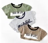 全館83折男童短袖t恤潮童韓版2019新款兒童寬鬆體恤小童洋氣夏季半袖上衣