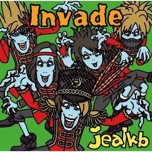 jealkb Invade 入侵者 CD附DVD (購潮8)