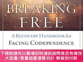 二手書博民逛書店Breaking罕見Free: A Recovery Workbook For Facing Codependen