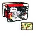 [ 家事達 ] 日本 ELEMAX -SHW190 LAS-電焊發電機 電動啟動手拉啟動 加裝1.防電擊裝置2.漏電斷路器