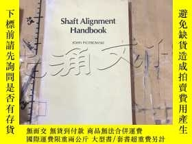 二手書博民逛書店shaft罕見Alignment HandbookY11418