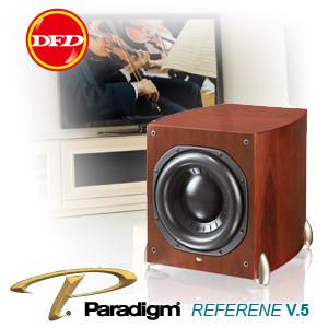 加拿大 Paradigm SUB 12 Piano Black v.5 極聲美型揚聲器 黑色鋼烤 (主動式超低音喇叭)