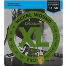 【缺貨】D'Addario EXL117 電吉他 D TUNING 專用弦(11-56)【D'addario吉他弦專賣店/進口弦/EXL-117】