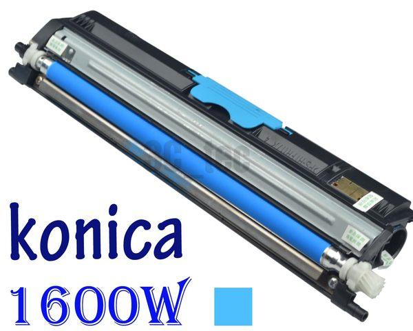 [黑色][ Konica Minolta 副廠碳粉匣 1600W ][2500張] 1600W 1650EN 1680MF 1690MF 1690 另有   黃色 紅色 藍色