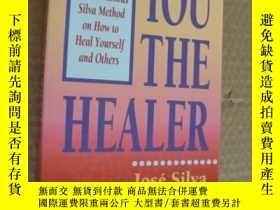 二手書博民逛書店You罕見the healer:The world-famous