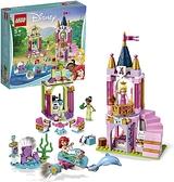 LEGO 樂高 迪士尼公主 愛麗兒公主 奧羅拉公主 蒂安娜公主的派對 41162