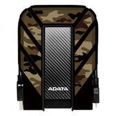 ADATA威剛 Durable HD710Pro 2TB (閃電狼聯名款)2.5吋軍規防水防震