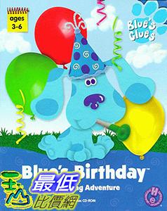 [106美國暢銷兒童軟體] Blue s Birthday Adventure - PC/Mac
