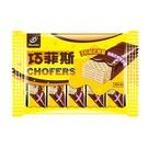 77巧菲斯夾心酥-牛奶口味 246g【愛買】