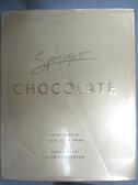【書寶二手書T5/餐飲_E1I】Spago Chocolate_Bergin, Mary/ Gethers, Judy