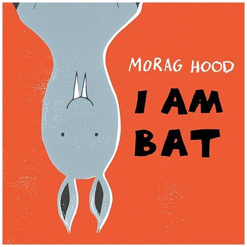 【麥克書店】I Am Bat萬聖節Halloween節慶英文繪本