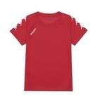 KAPPA義大利 時尚型男舒適型男吸濕排汗圓領衫 正紅 33162RWD18