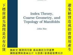 二手書博民逛書店Index罕見Theory, Coarse Geometry, And Topology Of Manifolds