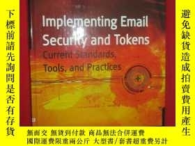 二手書博民逛書店Implementing罕見Email Security And