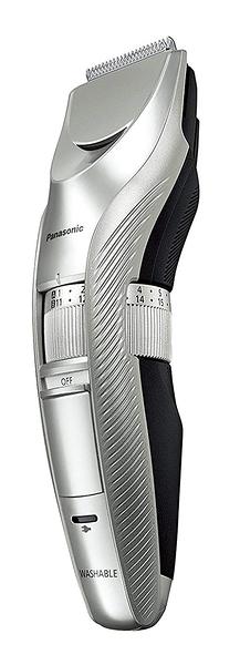 Panasonic 松下【日本代購】電動理髮器 修髮器 剪髮器 充電式 可水洗ER-GC72-S