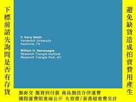 二手書博民逛書店Measuring罕見Water Quality Benefits (international Series I