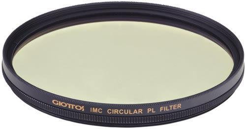 24期零利率 GIOTTOS 捷特 12層 超奈米鍍膜 CPL環形偏光鏡 62mm (LN86205C)