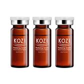 KOZI蔻姿 玻尿酸極致修護安瓶10mlx3入組