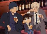 【拼圖總動員 PUZZLE STORY】酒吧 日本進口拼圖/Epoch/名偵探柯南/500P