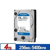 WD 藍標 4TB 3.5吋 SATA硬碟 WD40EZAZ
