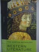 【書寶二手書T1/原文小說_ZGL】The Norton Anthology of Western Literature_Sarah Lawall