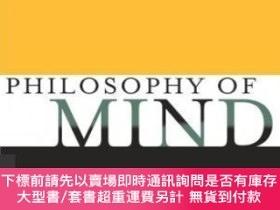 二手書博民逛書店Philosophy罕見Of Mind (dimensions Of Philosophy)Y464532 J