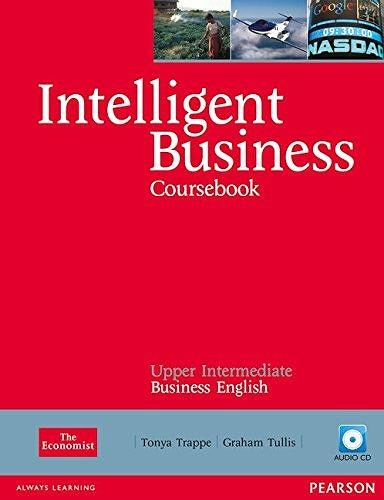 Intelligent Business Upper-Intermediate Course Book (with Audio CD*2 and Style Guide)