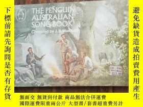 二手書博民逛書店The罕見Penguin Australian Song Boo