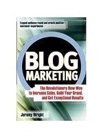 二手書博民逛書店《Blog Marketing》 R2Y ISBN:007226