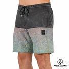 VOLCOM STONEY 拼接海灘褲-...