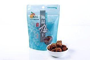 阿邦小舖 梅香莊 極品梅干 / 有籽 清淡爽口 *無阿斯巴甜 85g