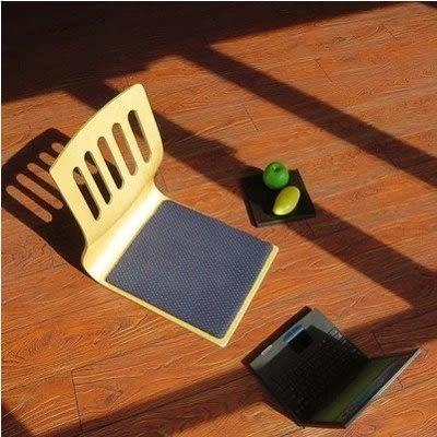 和室椅飄窗座椅 榻榻米無腿靠背椅【藍星居家】