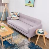 快速出貨 北歐懶人沙發單雙人布藝小戶型迷你陽台臥室現代簡約經濟型小沙發 【雙十一狂歡】