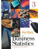 二手書博民逛書店 《Business Statistics: Contemporary Decision Making》 R2Y ISBN:0324009208│South-Western Pub