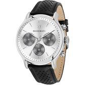 ★MASERATI WATCH★-瑪莎拉蒂手錶-EPOCA系列-簡約紳士款-R8851118009-錶現精品公司-原廠正貨-