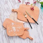 實木案抗菌砧切菜板小砧板菜板披薩板點心板
