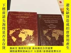 二手書博民逛書店cooperative罕見strategies in international business(coopera