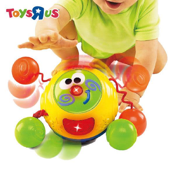 玩具反斗城 費雪 跳舞好朋友-螃蟹